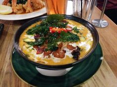 Green Peppercorn – Gang ped yang, red curry roast duck A: 4 B: Green Peppercorn, Roast Duck, Curry, Ethnic Recipes, Red, Curries