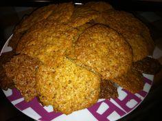 Orange & butter cookies