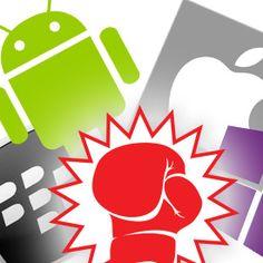 Smartphone OS Showdown: Android, BlackBerry, iOS, or Windows Phone?
