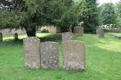 Cold Aston St Andrew headstones -171