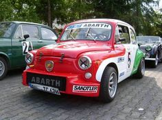 Fiat 600 Abarth | You Drive Car Hire | Faro Car Hire | Faro airport Car Hire | Portugal Car Hire | Algarve Car Hire - www.you-drive.cc