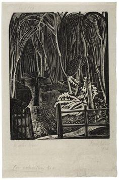 Paul Nash | 'Winter Wood'