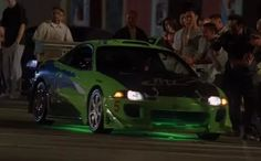 Brian O'Connors (Paul Walker) 1995 Mitsubishi Eclipse from Fast and Furious. - The cars of Fast and Furious ( Mitsubishi Eclipse, Movie Fast And Furious, Cheap Sports Cars, Film 2017, Races Style, Car Guide, Mitsubishi Motors, Street Racing Cars, Racing Seats