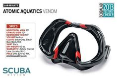 ScubaLab 2013: Mask Review | Scuba Diving
