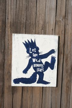 This is a wood sign perfect for the nursery! The background is painted white and design shown here is navy blue. Wording is white.    I will