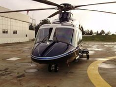 2007 Agusta AW139 => http://www.airplanemart.com/aircraft-for-sale/Helicopter/2007-Agusta-AW139/6145/