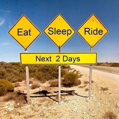 Eat sleep ride - motorcycle, biker, rider, quote