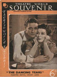 Ivor Novello and Mary Ellis.