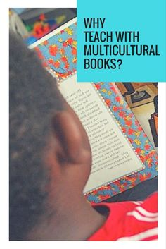 Why Teach with Multicultural Books: reason why teachers should be incorporating authentic kids' literature into class. Examples of how to increase cultural awareness through multicultural books! Teaching Kids, Kids Learning, Teaching Tools, Teacher Resources, Learning A Second Language, Global Awareness, Kids Around The World, World Geography, Fiction And Nonfiction