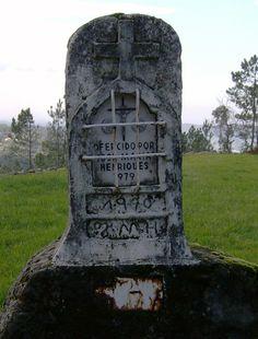 Alminha situada no sítio da Ranhada