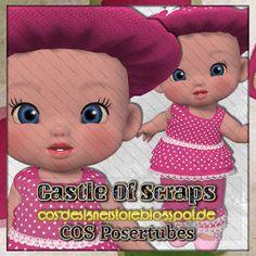 Castle Of Scraps: Tube Pippi
