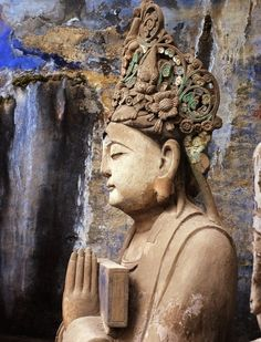 Dazu Rock Carvings through the eyes of drweizy [China]