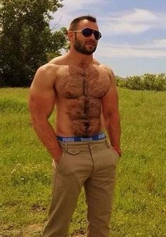 Masculine in every way!!