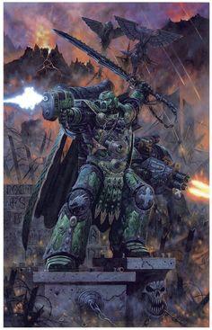 space marines warhammer - Google Search