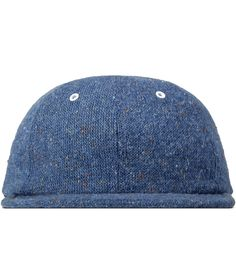 7981f4be7834f Blue Garson Speckled 6-Panel Cap  shape  material
