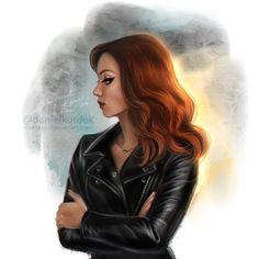 Natasha Romanoff by daekazu.deviantart.com on @DeviantArt - More at https://pinterest.com/supergirlsart/ #black #widow #fanart