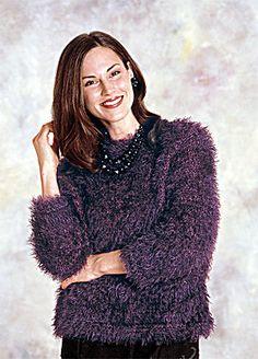 Free+Knitting+Pattern+-+Women's+Sweaters:+Sumptuous+Sweater