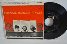 Frankie Carle's Finest Vintage Record 45 RPM by FloridaFinders, $3.00