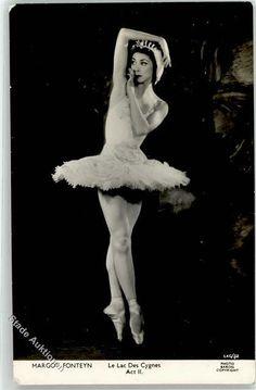 52238807 - Fonteyn, Margot in Sammeln & Seltenes, Ansichtskarten, Motive | eBay!
