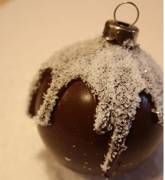 Chocolate Candy Ornament 10/15