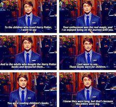 Children Who Love Harry Potter
