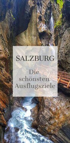 Natur pur! Die besten Highlights für deinen Urlaub in Salzburg, Österreich!