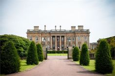 Heythrop Park Enstone Chipping Norton Oxfordshire The 12th Earl of Shrewsbury, Charles Talbot, commissioned architect Thomas Archer to design a majestic Roman-inspired house.