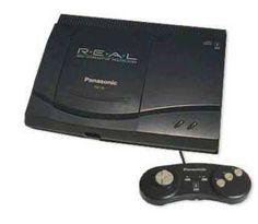 Console 3do de Panasonic sortie en 1993