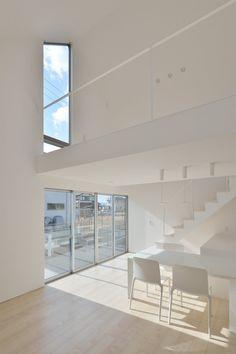 Twin roof house, Kusatsu, 2013 - Shinsaku Munemoto & ASSOCIATES, ARCHITECTS