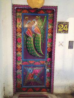 Door or a piece of art | Flickr - Photo Sharing!