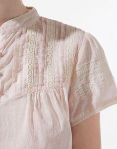 Pink blouse so sweet, Spring 2012