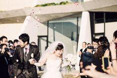 琵琶湖ながめる結婚式*at セトレ |*ウェディングフォト elle pupa blog*