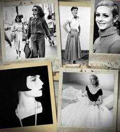 dolce vita: Fashion Icon: Οι πέντε γυναίκες που δημιούργησαν τ...