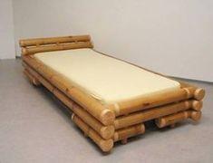 Resultado de imagem para beliche em bambu