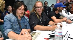 Norman Reedus Walking Dead san diego comic-con 2014 | PHOTOS] The Scene at Comic-Con 2014 - Hollywood Reporter