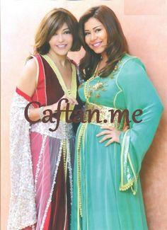 Samira Saïd and Sherine Abdel Wahhab