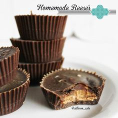 21 day fix approved clean eating reese's cups!