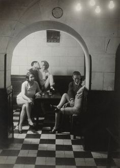 Paris brothel 1931