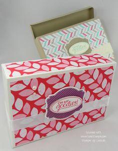 Stampin' Up! Oh My Goodies Box