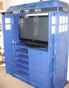 I'm not in the doctor who fandom, but this is pretty cool