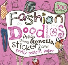 Fashion Doodles by Parragon Books