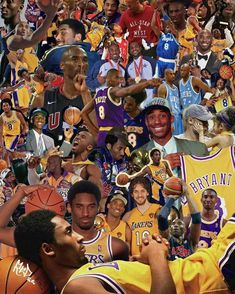 High quality Kobe Bryant gifts and merchandise. Inspired designs on t-shirts, posters, stickers, ho. Kobe Bryant Family, Lakers Kobe Bryant, Nba Pictures, Basketball Pictures, Kobe Bryant Michael Jordan, Kobe Bryant Pictures, Culture Art, Kobe Bryant Black Mamba, Los Angeles Lakers