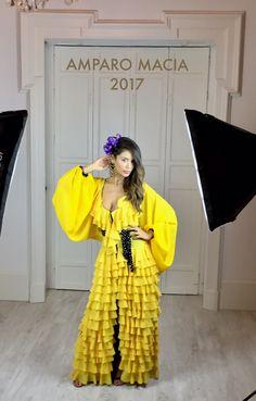 Amparo Macia Colección Flamenca 2017 (27)