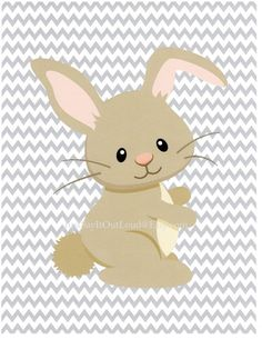 Woodland Nursery Art Kids Wall Art Baby Room by JustSayItOutLoud, $12.00 ( I like the bunny and a few of the other choices)