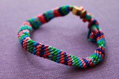 Make a Friendship Bracelet - wikiHow