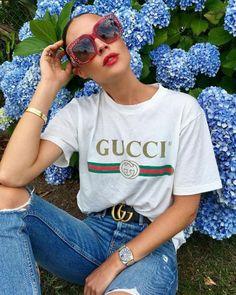 inspiration: gucci tee inspiracion - Lady Addict
