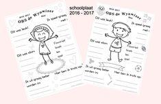 De schoolplaat voor 2016-2017 CreatiefDuo – Een plaats voor creatieve projecten, ideeën, tips en downloads voor de silhouette cameo en Stampin' Up!