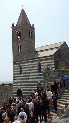 S.Pietro church Portovenere beautiful