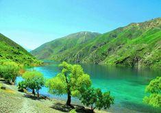 Gohar Lake , Iran.