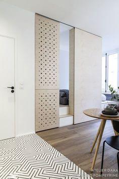 Un studio à Montorgueil, atelier daaa - Côté Maison